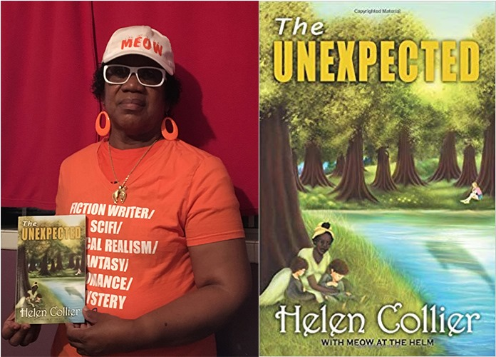 Author Book Reading event -Helen Collier reads from her new book The Unexpected @ New Freeway Hall